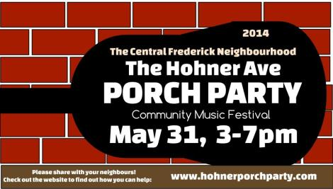 Hohner Porch Party