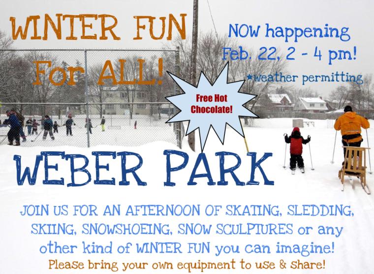 Winter Fun Feb 22