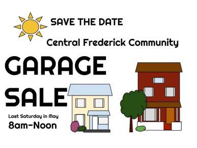 copy of garage sale